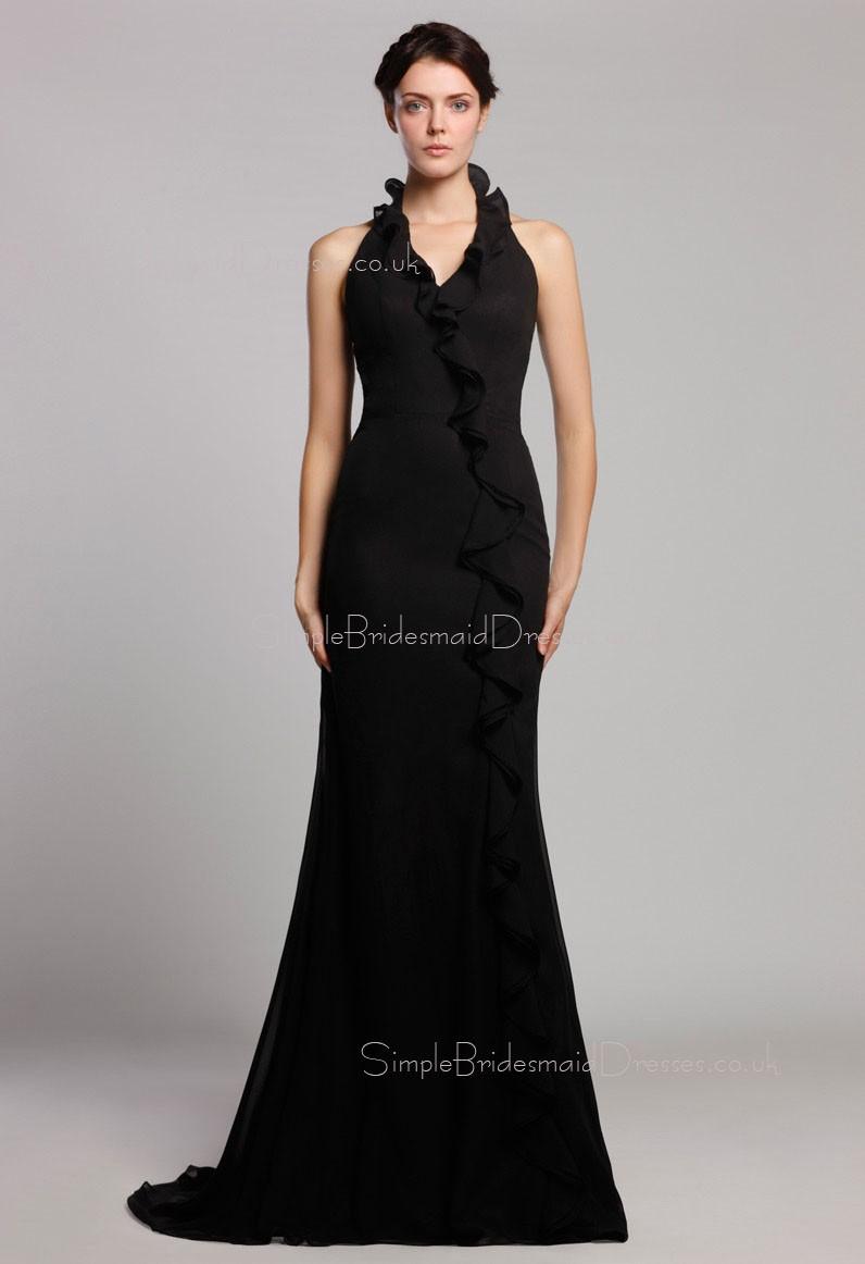 Floor Length Tiered Dress