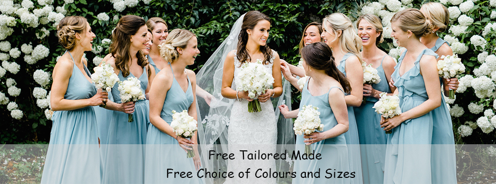 Cheap Bridesmaid dresses Online UK