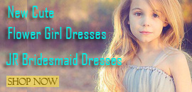 Flower girl dresses, Junior Bridesmaid Dresses