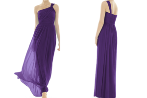 Purple Bridesmaid Dresses Banner